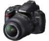 NIKON D3000 + objektív zoom AF-S DX VR NIKKOR 18-55 mm f/3,5-5,6