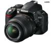 NIKON D3100 + objektív AF-S DX 18-55 VR