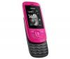 NOKIA 2220 Slide horúca ružová  + Slúchadlo Bluetooth Blue design - čierne