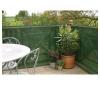NORTENE Tienidlo balkón & záhrada 80 % - 1,2m x 10m - zelené