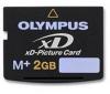 OLYMPUS Pamäťová karta xD 2 GB type M+