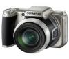 OLYMPUS SP-800 UZ - silver + Puzdro TBC4 + Pamäťová karta SDHC 16 GB
