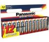 PANASONIC 12 bateriek Xtreme Power LR6 (AA)