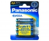PANASONIC 4 baterky Evoia LR6EE
