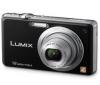 PANASONIC Lumix  DMC-FS10 - čierny + Púzdro Pix Compact + Pamäťová karta SDHC 4 GB + Čítačka kariet 1000 & 1 USB 2.0