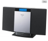 PANASONIC Mikroveža CD/MP3 SC-HC20EFS  + Slúchadlá audio Philips SHL9600