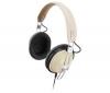 PANASONIC Slúchadlá RP-HTX7 krémové  + Stereo slúchadlá s digitálnym zvukom (CS01)