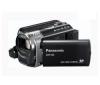 PANASONIC Videokamera SDR-H85 - čierna + Brašna + Pamäťová karta SD 2 GB + Ľahký statív Trepix