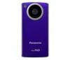 PANASONIC Vrecková videokamera HM-TA1 - fialová