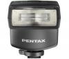 PENTAX Blesk AF 200 FG + Nabíjačka 8H LR6 (AA) + LR035 (AAA) V002 + 4 Batérie NiMH LR6 (AA) 2600 mAh + Sada Štúdio foto + Mini statív