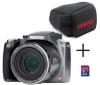 PENTAX Optio X90 + puzdro + SD karta 4 GB
