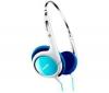 PHILIPS Audio slúchadlá SHK1030/00 + Predl?ovaeka Jack 3,52 mm -nastavenie hlasitosti a inter mono/stereo - Pozlátený - 3 m