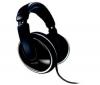 PHILIPS Audio slúchadlá SHP8500 + Adaptér Jack samica stereo 3,52 mm kovový/Jack samec stereo 6,35 mm kovový - Pozlátený