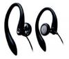 PHILIPS Clip-On slúchadlá SHS3200 + Sport Kit Nike + iPod