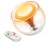 PHILIPS Lampa Living Colors Crystal LCS5001/12 - 2.generácia + Svietidlo Living Colors Mini lakovaná biela