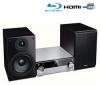 PHILIPS Micro chaîne Hi-Fi Blu-ray MBD3000/12 + Kábel Jack 3,5 mm samec / samec 1,5 m