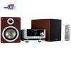 PHILIPS Mikro veža CD/MP3/USB MCM770/12 + Nabíjačka 8H LR6 (AA) + LR035 (AAA) V002 + 4 Batérie NiMH LR6 (AA) 2600 mAh