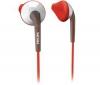 PHILIPS Mini-slúchadlá SHQ1000/10 červené/biele