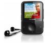 PHILIPS MP3 prehrávač GoGear ViBE SA1VBE04K 4 GB - čierny