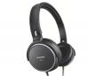 PHILIPS Slúchadlá audio Philips SHL9600 + Predl?ovaeka Jack 3,52 mm -nastavenie hlasitosti a inter mono/stereo - Pozlátený - 3 m