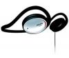Slúchadlá audio SHS390 + Adaptér Jack samica stereo 3,52 mm kovový/Jack samec stereo 6,35 mm kovový - Pozlátený