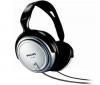 PHILIPS TV slúchadlá stereo SHP2500/00 - čierne/sivé  + Stereo slúchadlá s digitálnym zvukom (CS01)