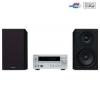 PIONEER Mikroveža CD/MP3/USB X-HM50-S strieborná