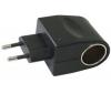 PIXMANIA Adaptér do auta / sieťový SKP-PWR-ADC + Univerzálny stojan pre GPS