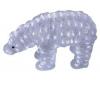 PIXMANIA Akrylová svetelná dekorácia - polárny medveď
