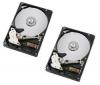PIXMANIA DeskStar T7K1000.B - 2 x 1 TB - 7200 RPM - 16 MB - SATA II (HDT721010SLA360*2) + Hub USB 4 porty UH-10 + Externá skrinka 3,5