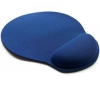 PIXMANIA Ergonomická podložka pod myš TAPIS-GEL-B - modrá