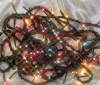 PIXMANIA Girlanda 180 pestrofarebných svetielok - 9 m