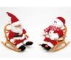 PIXMANIA Hrajúca vianočná dekorácia - 25 cm (sortiment)
