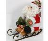 PIXMANIA Hrajúca vianočná dekorácia - 37 x 27 cm (sortiment)