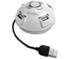 PIXMANIA Minirozbocovac USB 4 porty HUB-CNL-USB2-UH-201