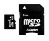 PIXMANIA Pamäťová karta Micro SD HC 4 GB + adaptér SD