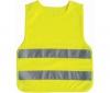 PIXMANIA Reflexná žltá vesta detská