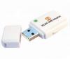 PIXMANIA USB kľúč WiFi 150 Mbps RE150U-PA-1T1R + Hub USB 4 porty UH-10 + Predlžovačka USB 2.0 - 4 piny, typ A samec / samica - 1,8 m (CU1100aed06)
