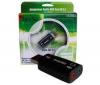POWER STAR Externá audio karta USB CS-USB-N + Rozdeľovací kábel pre slúchadlá alebo reproduktory