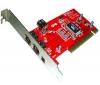 POWER STAR Karta radič FireWire PCI-FW-3P