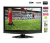 Q-MEDIA LED televízor QA13.3LK68T + Stolík na televízor Esse Mini - frosted