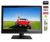 Q-MEDIA Televízor LED QL22A8-B + Držiak na stenu Pixmono pre LCD televízory 10-30