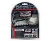 RACE SPORT Ohybné pásové LED osvetlenie - biele (2 x 50 cm)