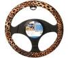 Potah na volant Leopard look (37-39 cm)