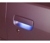 RING 2  LED osvetlenie modré pre kľucky dvier