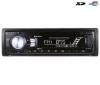 ROADSTAR Autorádio MP3/USB/SD RU-400RD - bez CD prehrávača + Kábel Tug'n Block jack samec 3,5 mm/2,5 mm