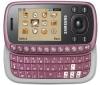 SAMSUNG B3310 intenzívne fialový  + Sada Bluetooth spätné zrkadlo Tech Training