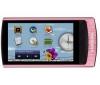 SAMSUNG Dotykový MP3 prehrávač  R'mix YP-R1 32 GB - ružový + Slúchadlá EP-190