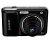 SAMSUNG ES25 čierny + Puzdro Pix Ultra Compact + Pamäťová karta SD 2 GB