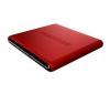 SAMSUNG Externá DVD napaľovačka Slim SE-S084D/TSRS - červená